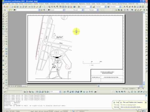Autocad - Scale in Layout