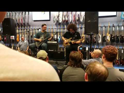 Chapman Guitars Clinic Jam- Houston, TX 2018