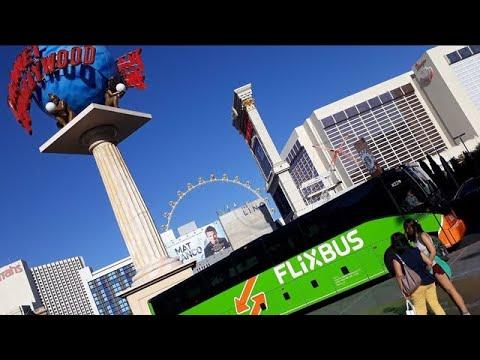 FlixBus launches L.A. service to Las Vegas, San Diego, Phoenix and more
