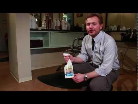Dealing with Hair Color Stains on the Floor!