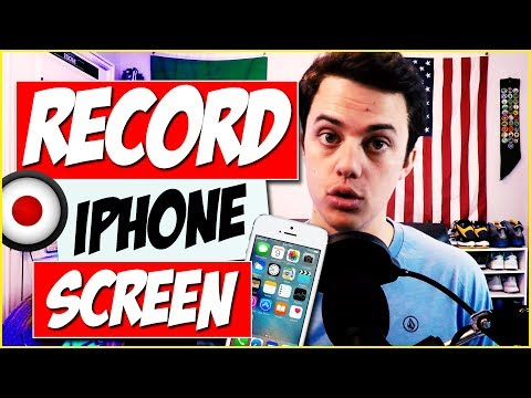 iOS Screen Recorder - How to record your iPhone screen