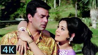 Main Tere Ishq Mein Mar Na Jaun Kahin | Full 4K Video Song | Dharmendra, Mumtaz - Loafer