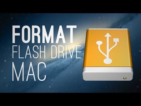 How To Format Flash Drive On A Mac