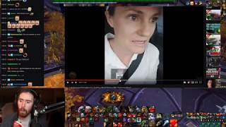 "Asmongold Watches ""Being Real About World of Warcraft & Blizzard Outrage"" by Bellular"