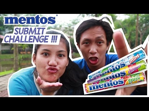 MENTOS MENTORS SUBMIT CHALLENGE !!! - FIRST VIDEO :)