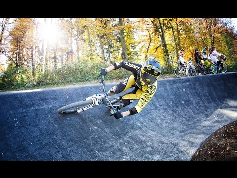 Velosolutions Asphalt Pumptrack Neunkirchen