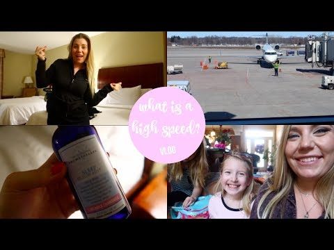High Speed life | Flight Attendant Vlog
