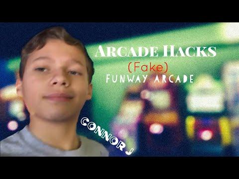 (fake) ARCADE HACKS! - The Random Bros