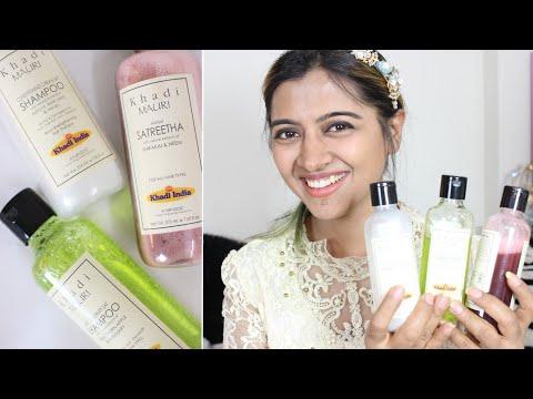 Top 3 Khadi Shampoos   Best Khadi Shampoo for Hair   SuperWowStyle Prachi