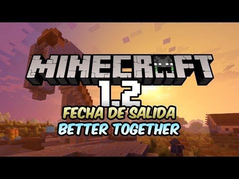 FECHA DE SALIDA DE LA BETTER TOGETHER CONFIRMADA!! | Noticias Minecraft 1.2 (PE) | Aubrey