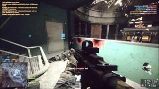Battlefield 4 Pc  Small 10 Killstreak In 37 Seconds M416  Deagle