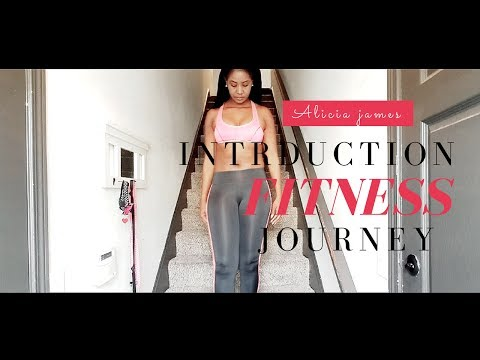 ❤ Fitness ❤ Introduction To My 2017 Fitness Journey