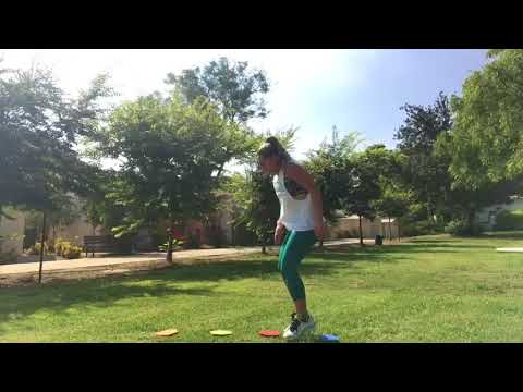 1 Minute Outdoor Workout for Speed & Agility
