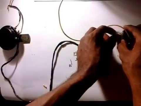 How to wire a car horn