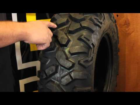 How to choose the right off-road tire