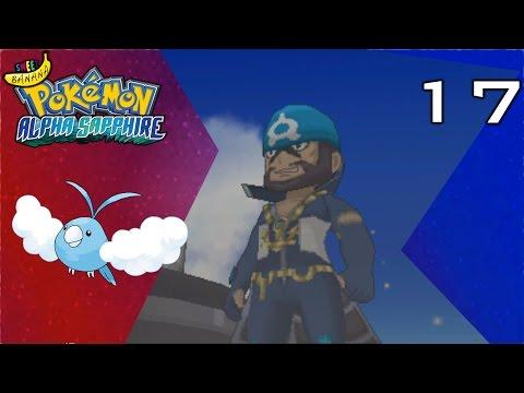Pokémon Alpha Sapphire - Episode 17 - Mt. Chimney Confrontation