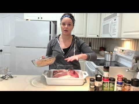 Texas Style Brisket Rub (Secret Recipe)