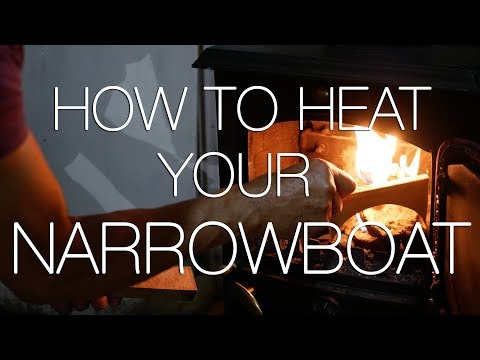 Life on a Narrowboat - How to Heat your Narrowboat