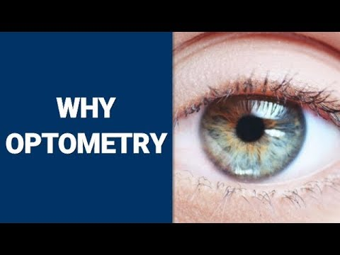 Why Become an Optometrist?