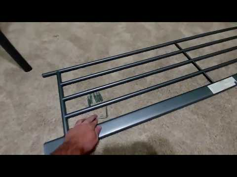 Bed Assembly - Ikea Loft bunk with Desk