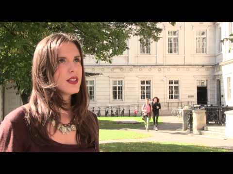 Maria shares her advice for applying to UCL