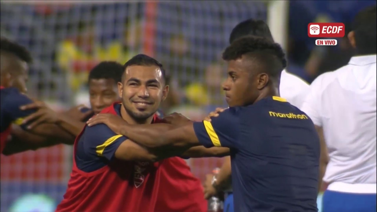 Amistoso Internacional - Ecuador vs Bolivia