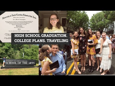 BOARDING SCHOOL GRADUATION, WHAT COLLEGE I AM GOING TO, SUMMER TRAVEL PLANS AND GOALS!