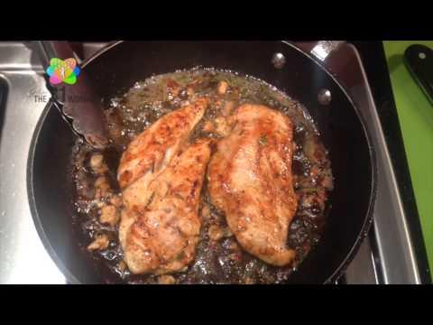 Chicken Rosemary with Grain Free Gravy
