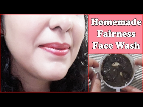Homemade Fairness/skin Whitening face wash - Get fair, smooth, spotless glowing skin | Pooja Luthra