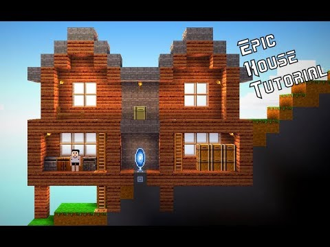 Epic House Tutorial • The Blockheads