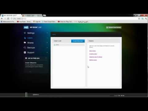 How to create FTP Server using FTP NAS  Part 2