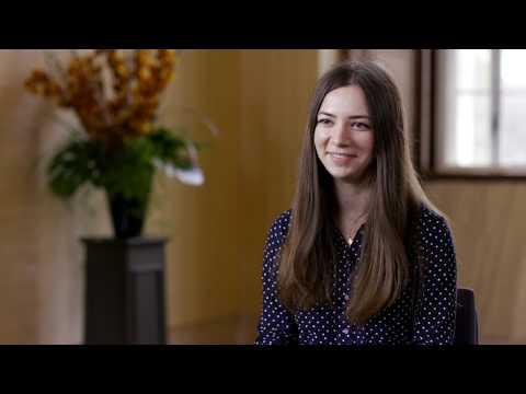 Alumni Inspiration: Taisiya Matrosova, BSc Banking and Finance, Russia
