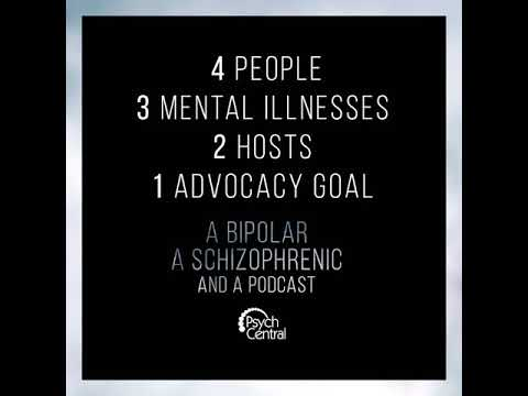 Ep 12: 4 people, 3 mental illnesses, 2 hosts, 1 advocacy goal