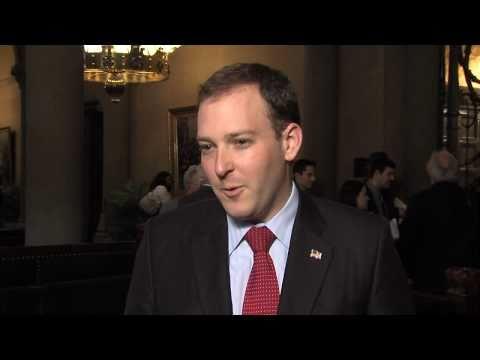 NYS Senator Lee Zeldin comments on the salt water fishing license fee - 2/28/11