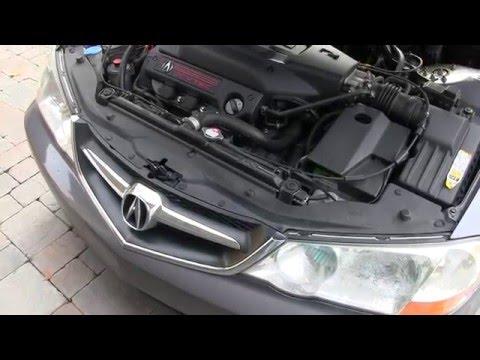 Replacing Headlight Housing & Ballast on a 2003 Acura TL-S