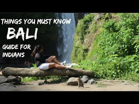 Indian Girl Backpacking In Bali || DO's and Don'ts