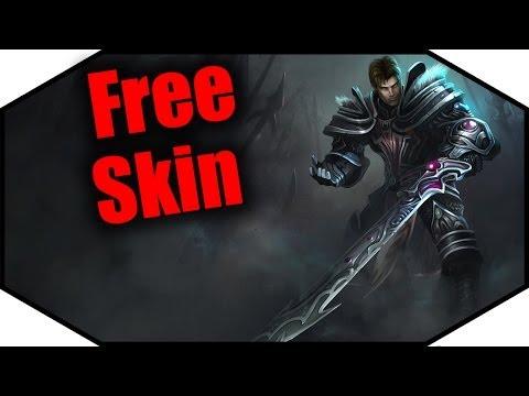 Darmowy skin do Garena - Dreadknight Garen Free