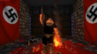 Brutal Doom 64 Project Nightmare Level 13 [100% secrets] 1440p 60fps