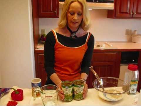 Betty's Cheesy Green Bean Casserole