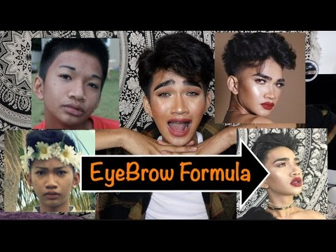 How I got my Eyebrows Back ! - Bretman Rock