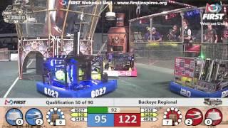 Qual 50 - 2017 Buckeye Regional
