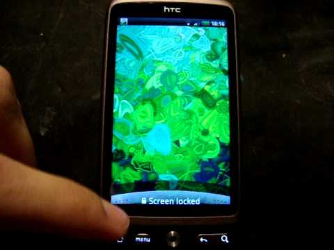HTC Desire - Bug or Feature?
