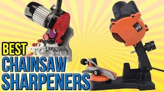10 Best Chainsaw Sharpeners 2016