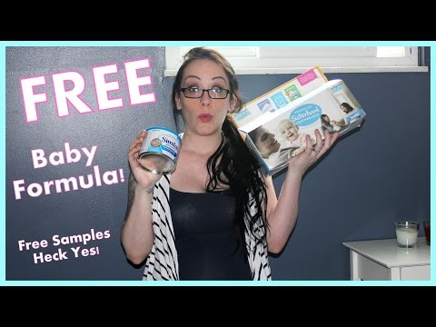 FREE FORMULA From Similac! - I love FREE Samples!
