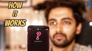 Oppo Find X - How Motorised Camera Works?   Out Of Warranty Ka Kharcha?