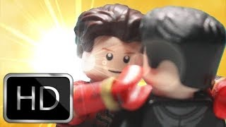 Download Avengers: Infinity War- Spiderman's Death LEGO Recreation Video