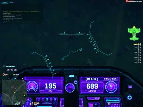 Flight of the roadkilling Galaxy