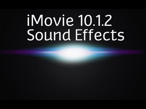 iMovie Sound Effects Free