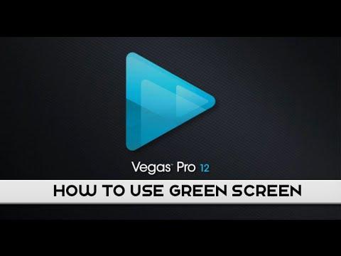 Sony Vegas Basics: How to use green screen