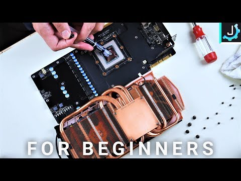 How To Replace GPU Thermal Paste - This Is Crucial